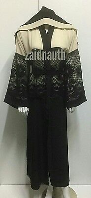 Nuovo Aperto davanti Abaya / Abito/Islamico Wear / Saudita Donna Dress.new .size