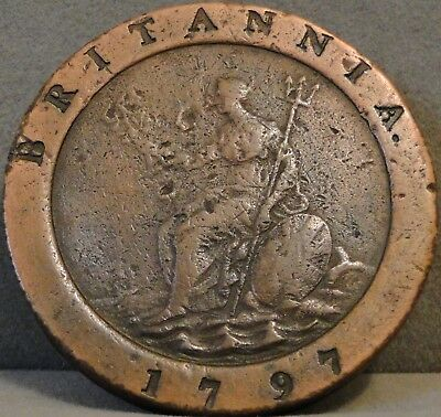 1797 Great Britain Penny