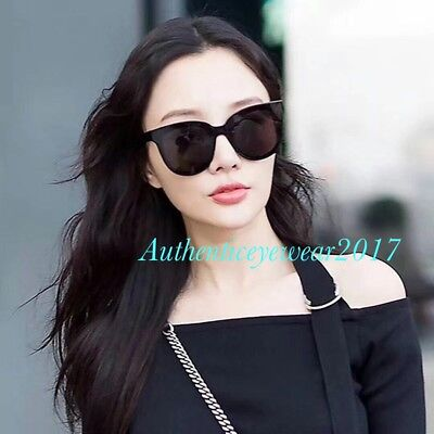 101c547832a 2018 Gentle Monster Sunglasses In Scarlet Black Frame Black Zeiss Lenses