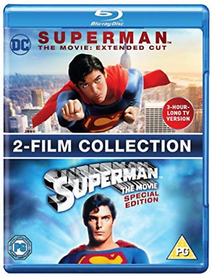 Superman Extended Edition BLU-RAY NEUF