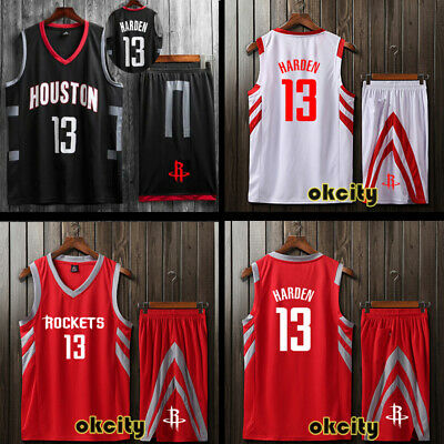 97ff43a58 HOUSTON ROCKETS JAMES Harden jersey