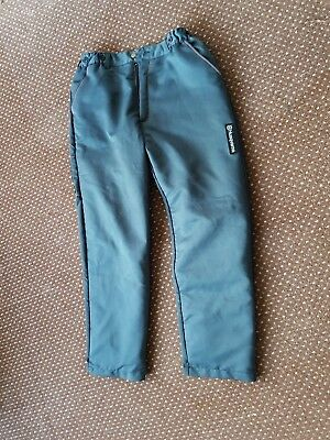 Husqvarna safety chainsaw trousers size 58 (xl).