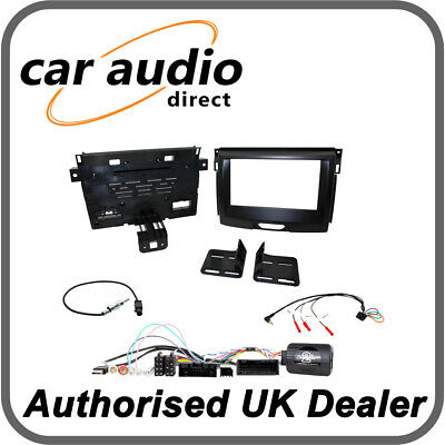 Connects2 CTKFD65 Ford Ranger Everst 2015 Double Din Radio Installation Kit