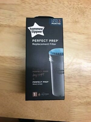 Tommee Tippee Closer To Nature Replacement Filter For The Prep Machine New