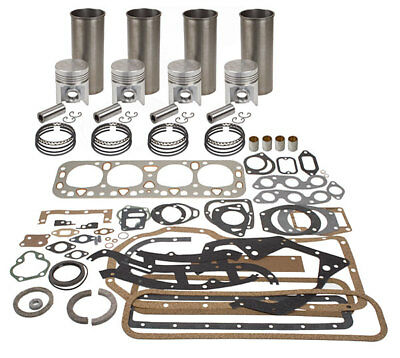 International C-113 C-123 master engine kit Guardian  pistons bearings gaskets