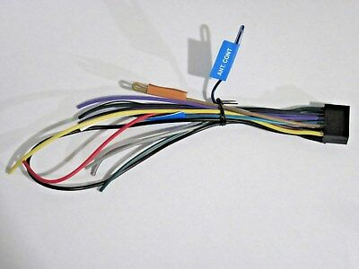 Kenwood Wire Harness - Blog Wiring Diagrams on