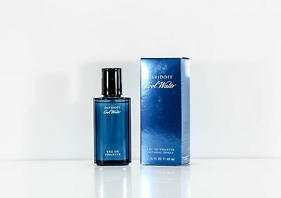 Davidoff Cool Water  Herrenduft Eau de Toilette Spray 40 ml OVP