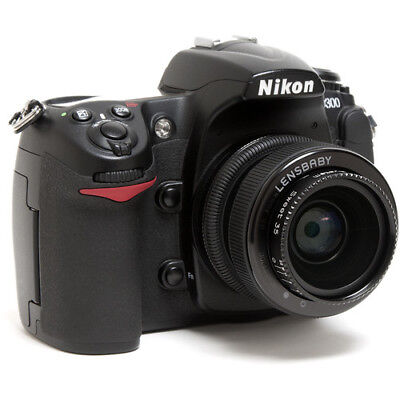 Lensbaby Composer Pro with Sweet 35 35mm f 2.5 MF Lens For Nikon