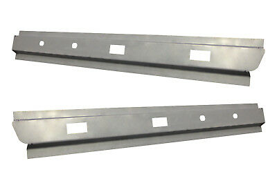2002-07 Jeep Liberty 4dr Inner Rocker Panel Backing Plate SET, NEW PAIR!