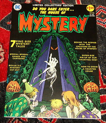 Limited Collectors' Edition #C-23, DC 1973 House of Mystery--NM Scarce!