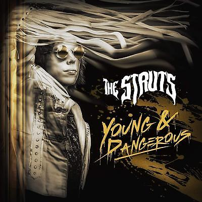 The Struts Young & Dangerous CD ROCK INTERSCOPE preorder