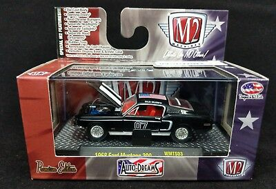 32350b61b0a75 M2 MACHINES ® 2016 Patriot Release Old Glory - 1968 Ford Mustang 390 ...