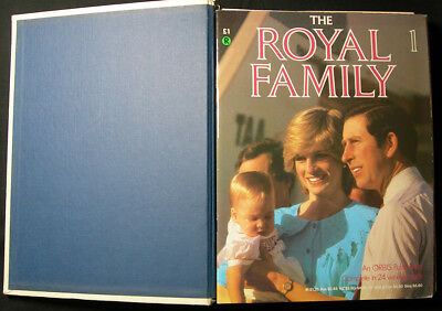 Orbis Publishing -  Royal Family Collection Vol 1 to 12 . 1984 - Magazine