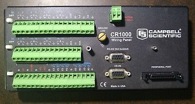 Campbell Scientific CR1000 4MB PLC Datalogger CR1000M PLC