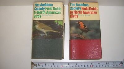 The Audubon Society Field Guide to North American Birds East & West Regions