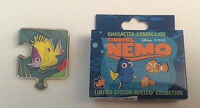 Finding Nemo Puzzle Mystery Pin LE 900 Tad Butterfly Fish Disney Pixar