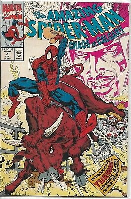 The Amazing Spider-Man #4 ~ VF/NM 9.0 or Better ~ Charity