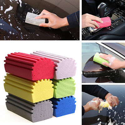 Car Bathroom Care Washing Sponge Wiper Cleaning Tool Strong Water Absorption PVA