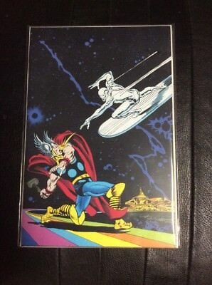 The Silver Surfer #4 Feb.1969 Virgin homage cover