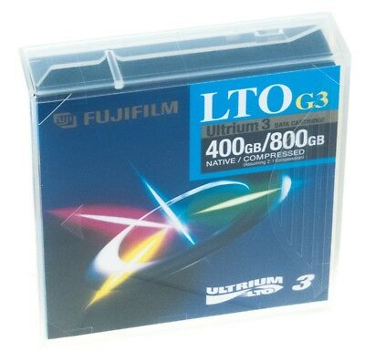 Tape Fujifilm Lto3 400/800 Gb Ultrium 3 Data Cartridge