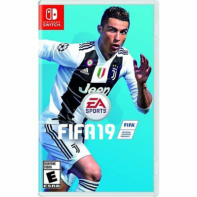EA FIFA 19 Standard Edition (English/Chi Ver) For Nintendo Switch NS