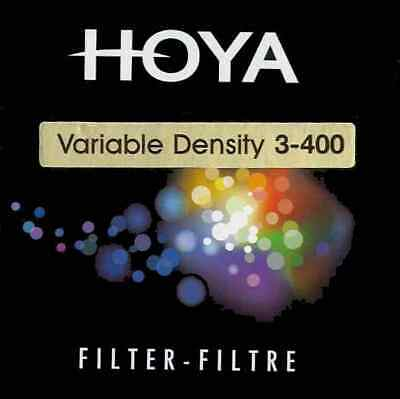 Hoya 52mm Variable ND Filter