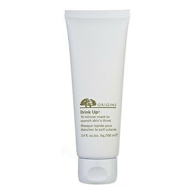Origins Drink Up 10 Minute Mask to Quench Skin's Thirst 3.4oz, 100ml