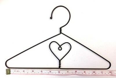 "3X  Wire Quilt Hanger  12"" x 7 "" High  ""Heart  in Centre"" Theme"