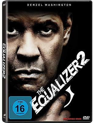 The Equalizer 2 Denzel Mit Washington Dvd Deutsch
