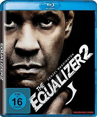 The Equalizer 2 Denzel Mit Washington Blu-Ray Deutsch
