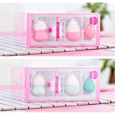 Makeup Blender Sponge Professional Beauty Flawless Puff Smooth Powder Foundation