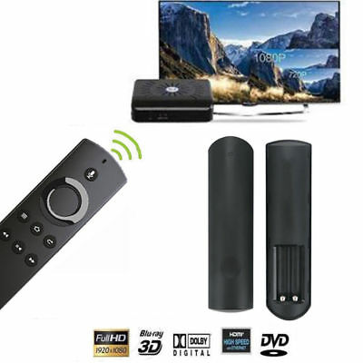 for Amazon Fire TV Remote Control Voice DR49WK-B Replacement Black Controller