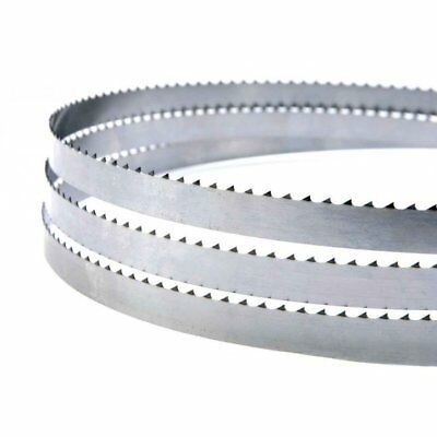6 bandsaw blades 70 inch or 1785mm x 3 for 3/8 inch and 3 for 1/2 inch x 6 tpi