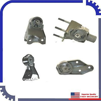 Engine Motor Mount Kit Fits 93//98 Nissan Quest 3.0L
