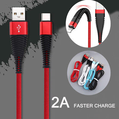 Hot USB Lightning Charger Charging Data Sync Cable For iPhone 8 7 6s 6 5 X