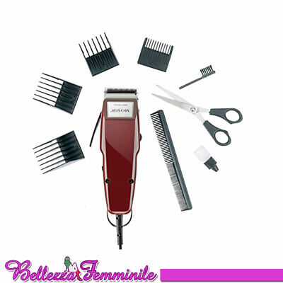 Tagliacapelli Tosatrice Professionale MOSER 1400 TYP  Germany 50% + potente