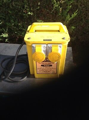 110V Transformer and electric leads
