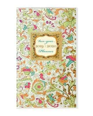 Florentine 2019 Two Year Monthly Pocket Planner/Diary by Browntrout NEW