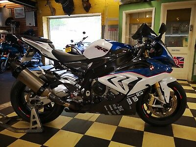 Bmw s1000rr Sport 2016 High Performance Package 4500 miles