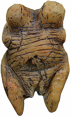 Venus from Hohle Fels cave (Germany) - cast