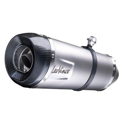 Bmw R1200 R Rs 2015-2016 Leovince Factory S Slip-On Exhaust *euro-3*in Stock*