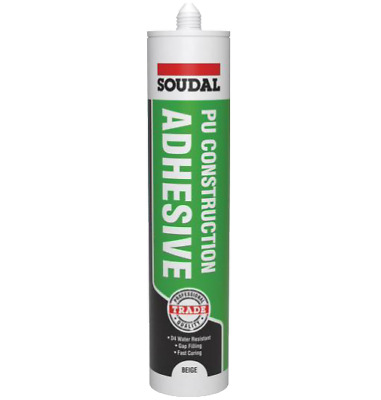 CT1 Unique Sealant & Construction Adhesive 290ml Various Colours