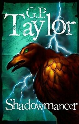 Shadowmancer - Very Good Book Taylor, G.P.