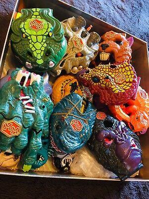 ⚡️MASSIVE JOB LOT⚡️ of Vintage 💥MIGHTY MAX💥 Toys & Figures by Bluebird toys