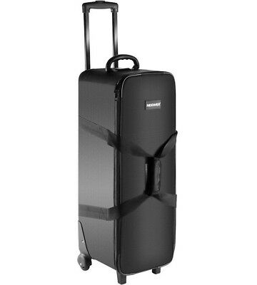 = Roller Bag Photography Photo Video Studio suitcase Carrying Kit  31~21