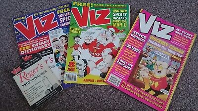 Viz Comic - Issue 87 Issue 88 & Issue 89 (1997-1998) - Not For Sale To Children!