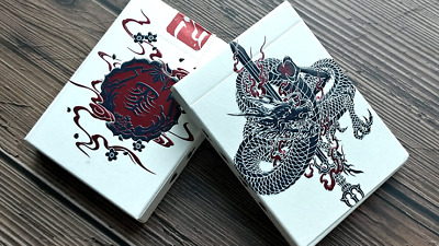Sumi Artist Playing Cards Deck Brand New