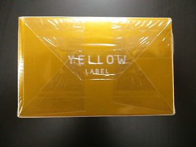 Heets Yellow (10x20=200 pcs)