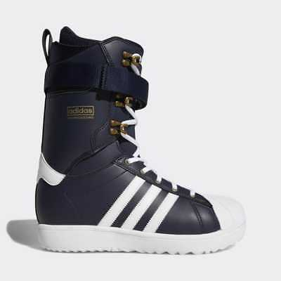 sports shoes 07648 22033 Adidas - Superstar ADV  2019 - Mens Snowboard Boots - AC8359  Navy