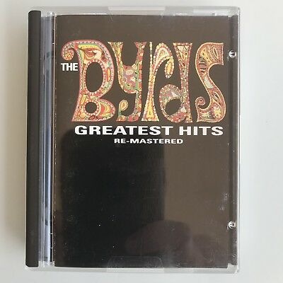 The Byrds Greatest Hits Remastered Mini Disc